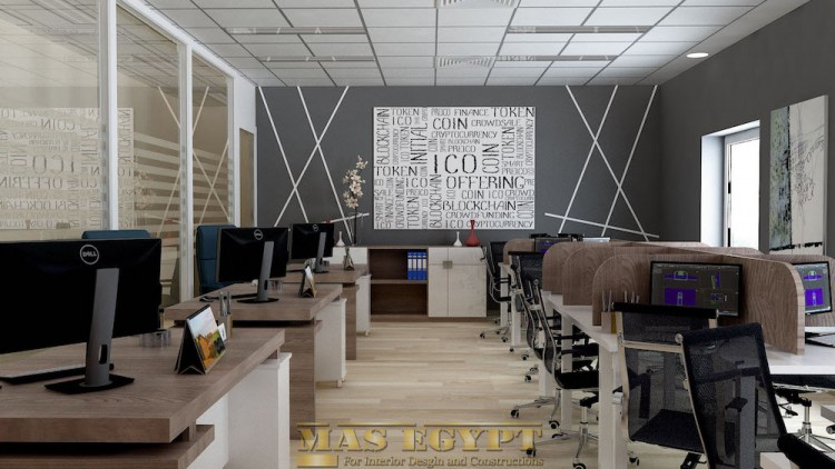 ديكورات مكاتب