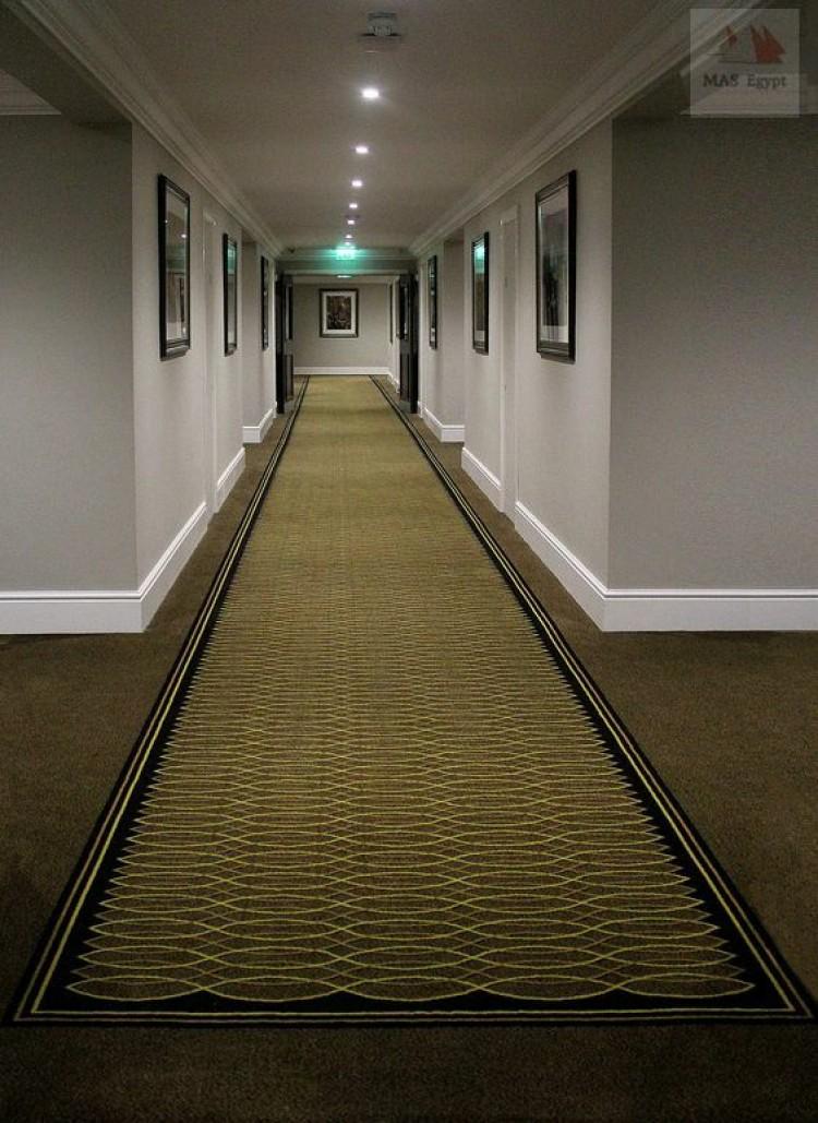 ممرات فندقيه