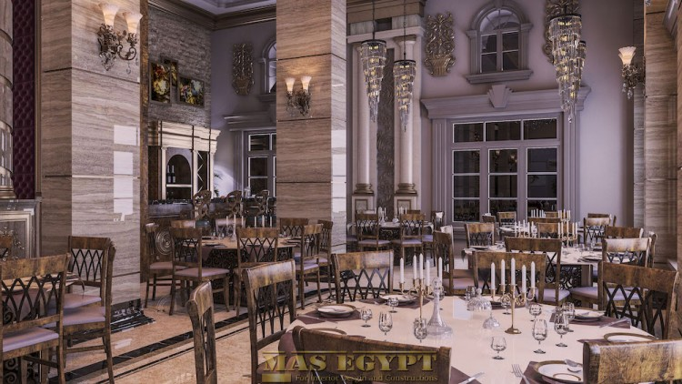 ديكور فندق