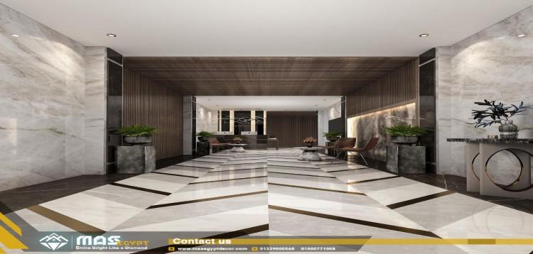 التصميمات الداخليه  للمباني الاداريه