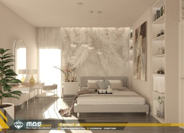Design and finish apartments