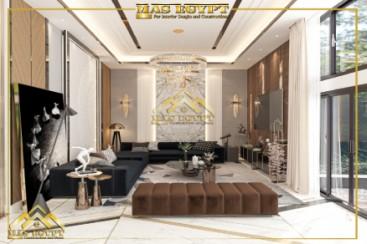Villa design in Saudi Arabia