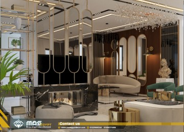 Writing off your apartment with Mas Egypt, which specializes in finishing apartments and villas