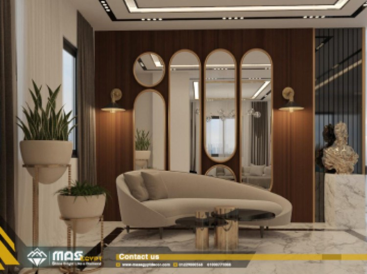 Mass Egypt is a décor company, one of the largest decoration companies specializing in interior design, exterior designs, villa finishing and apartment finishing.