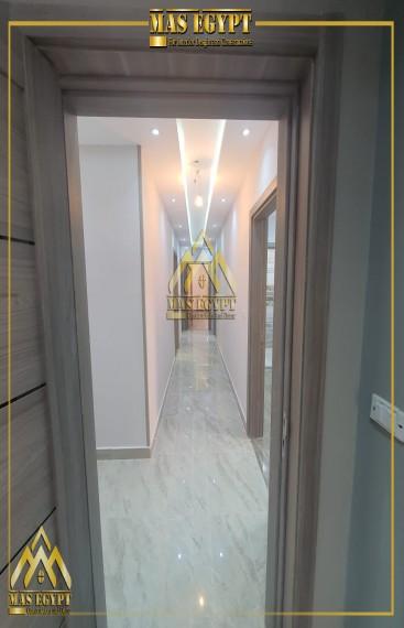 Interior designs for Al Rehab apartment