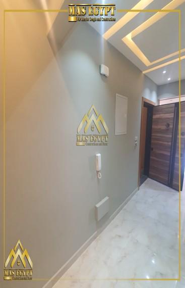 Interior designs Mokattam apartment