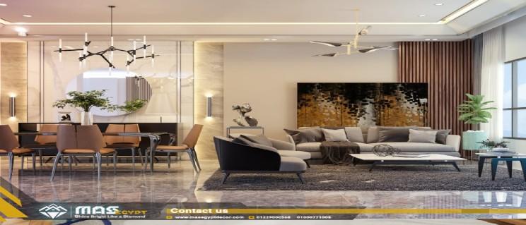 Interior design for Mokattam apartment