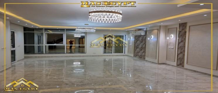 Implementation of duplexes in Nasr City