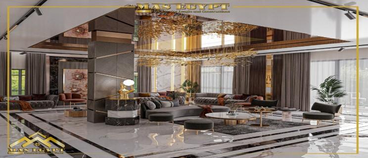 Sheikh Zayed villa design